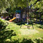 Парка в обзор-място за отмора на прохлада