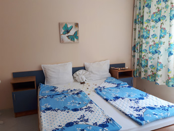 Двойна стая Къща за гости стаи в обзор